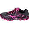 Mizuno Wave Hayate 3 Shoes Women Dark Shadow/Pink Glo/Black